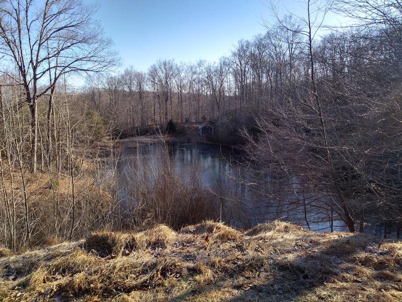 Pond @ Mile 1.2