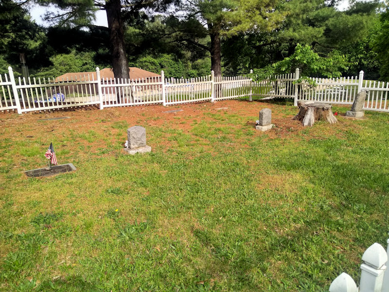 1 of 2 Family Cemeteries