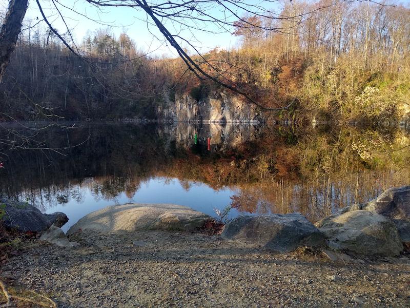 Fredericksburg, VA quarry