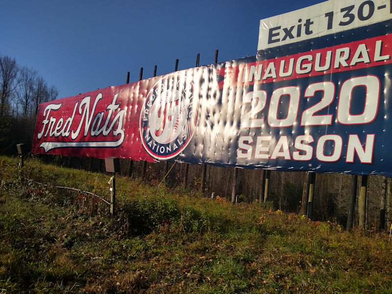 Fred Nats Billboard