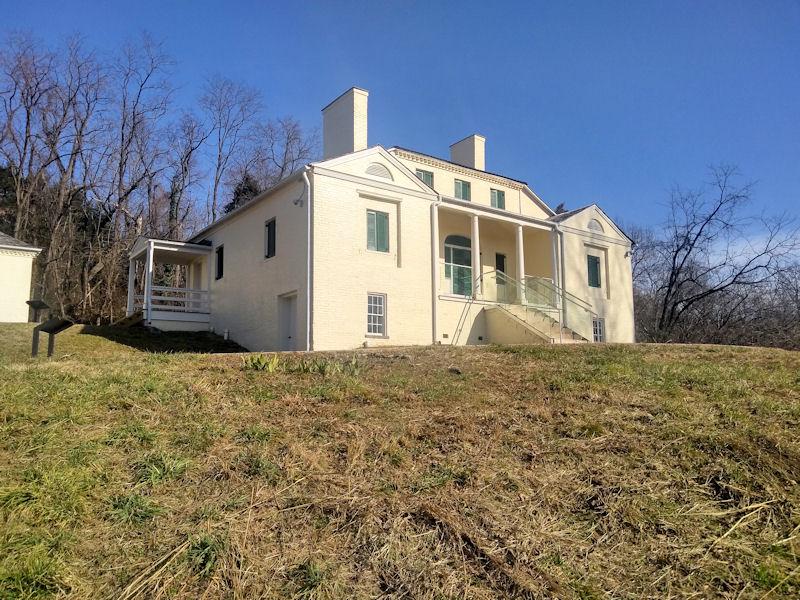 Huntley Mansion, VA