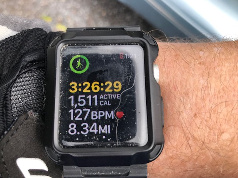 Toms Apple Watch Stats