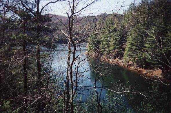 Pedlar Reservoir, VA