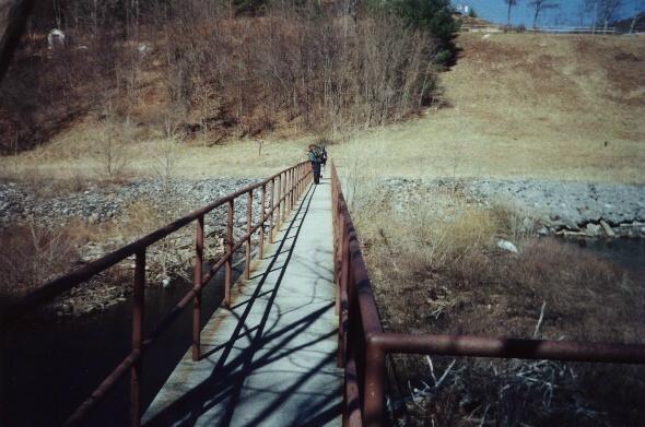 Bridge at Pedlar Dam, VA