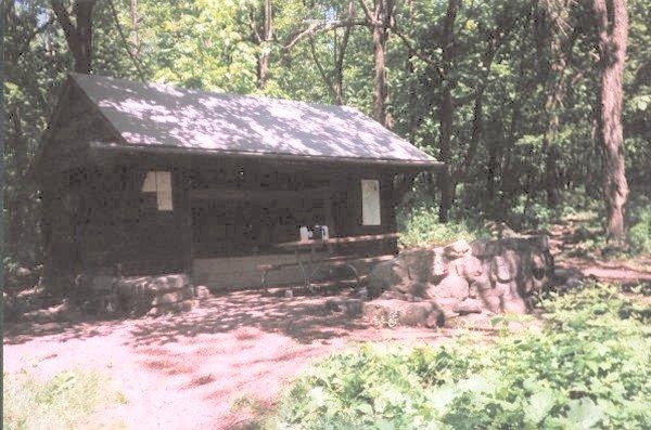 Hightop Hut, SNP, VA