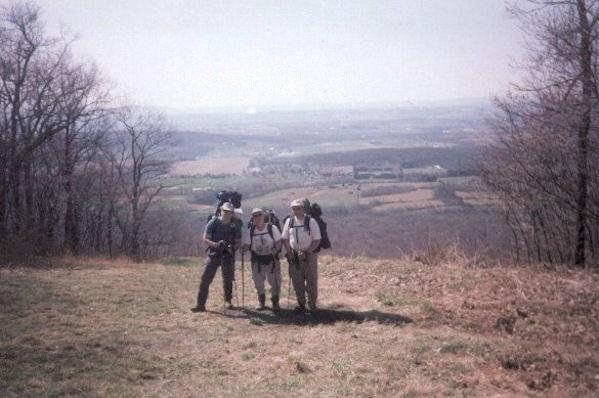 Tom, Charlie & Mike near PA501