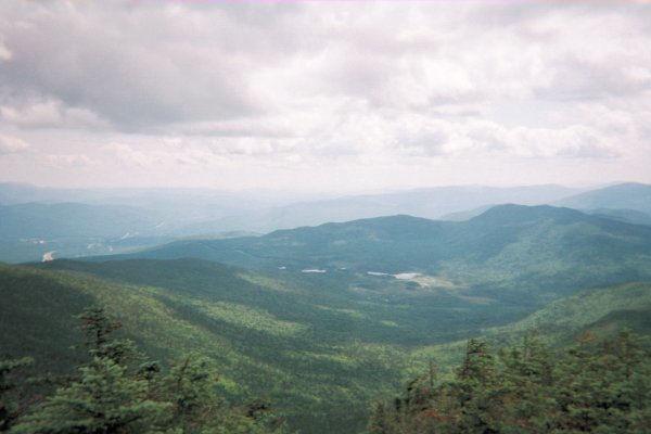 View from Kinsman MTN, NH