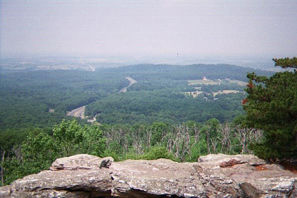 View from Bears Den Overlook, VA