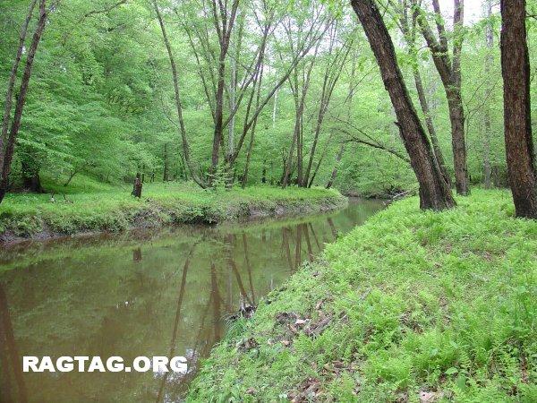 Chopawamsic Creek
