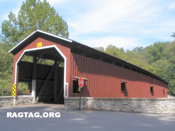 Colemanville/Martic Forge Covered Bridge