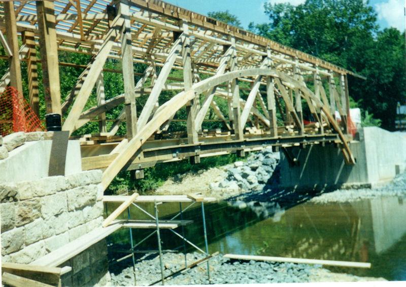 Hewitt Covered Bridge, PA