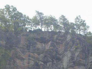 Fox and Ox rock formation at Welton Park, WV