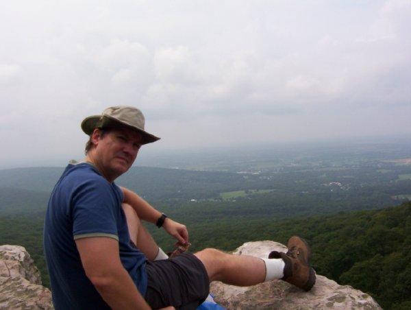 Tom S @ Annapolis Rocks, MD
