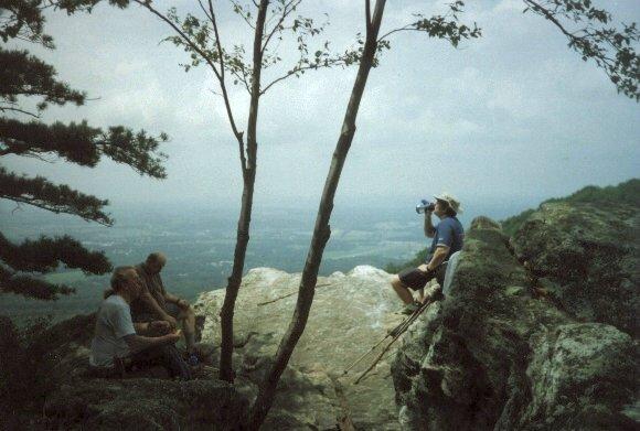 Bill, John & Tom @ Annapolis Rocks
