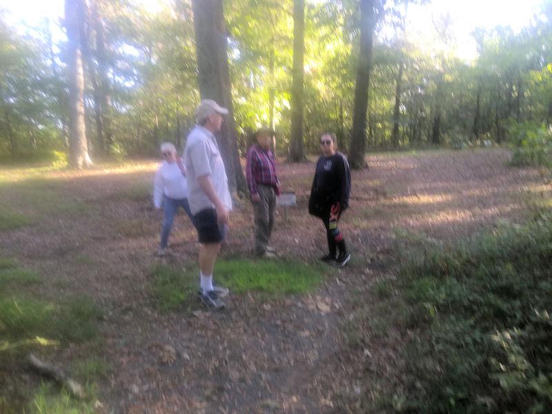 Exploring Cannon Branch Fort, VA