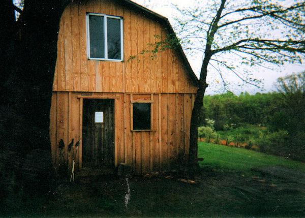 Former Holy Family Hostel, Pearisburg, VA