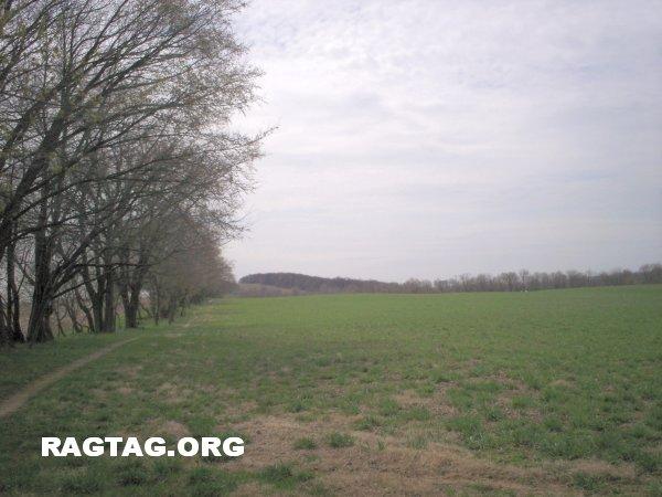 Trail around Thomas Farm