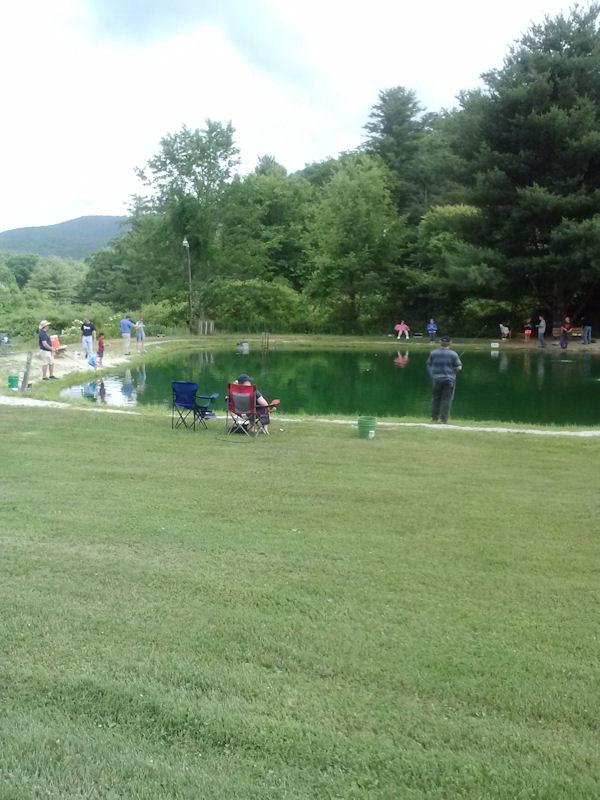 Trout Pond- Montebello CG