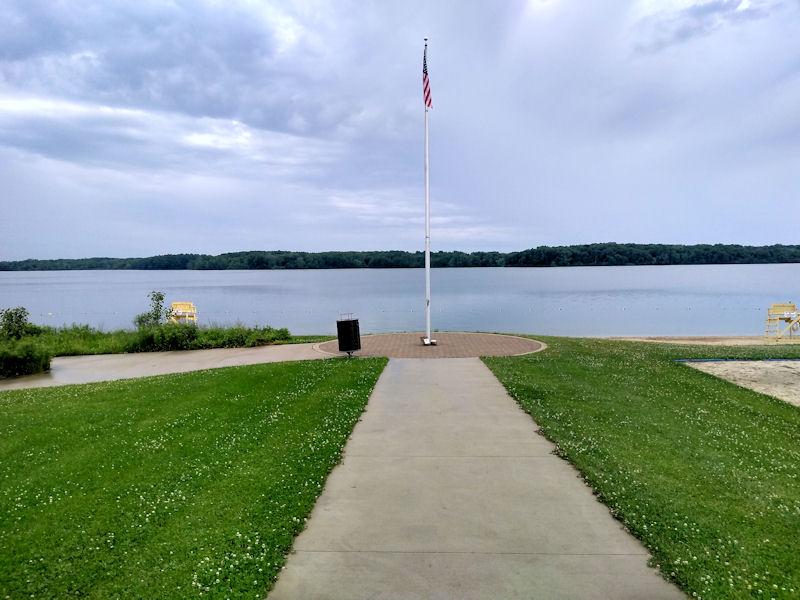Prairie Creek Reservoir, IN