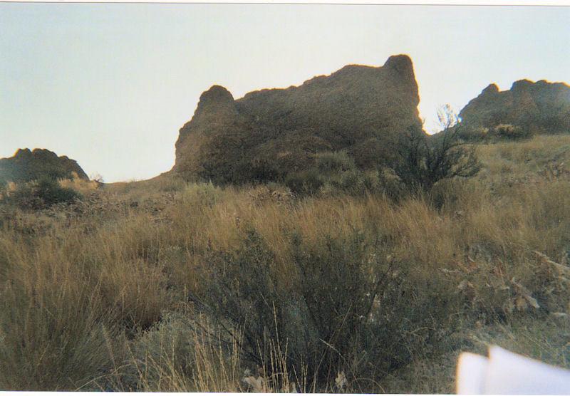 Terain at Jacobson Preserve, WA
