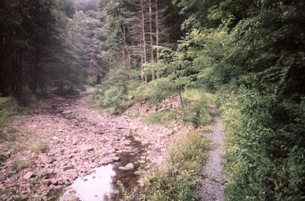 Post-1985 Ramseys Draft Trail