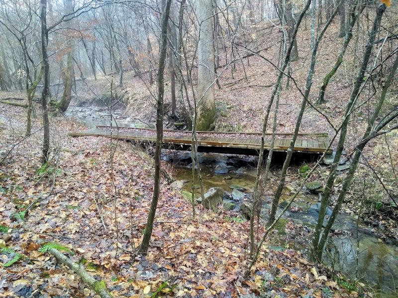 Bridge on Yellow Trail