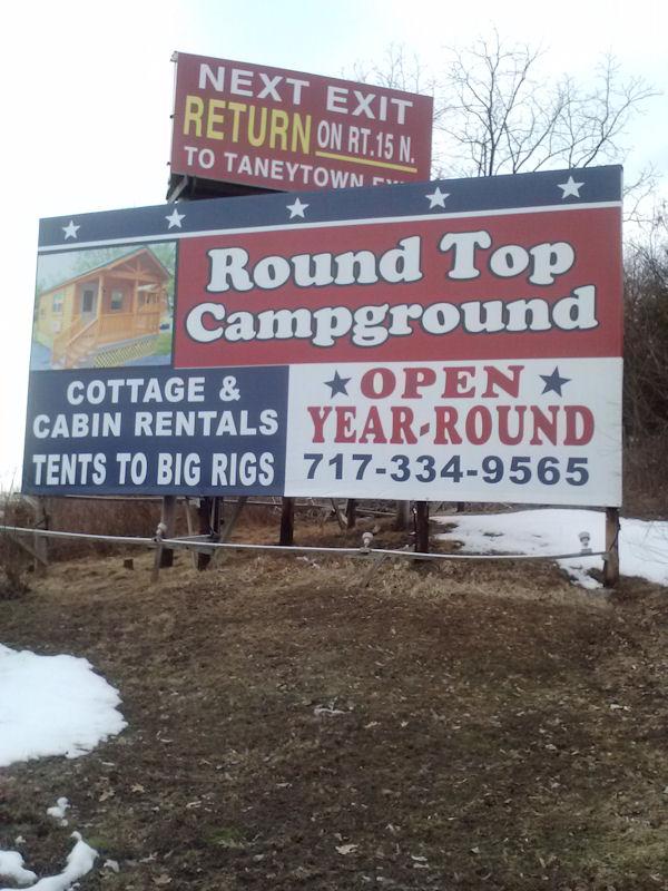 Roundtop CG Billboard