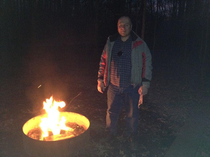 Me & Campfire, BRRP, VA