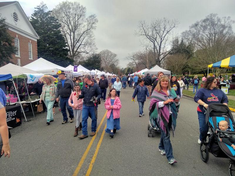 Gloucester Pt, VA Daffodil Fest