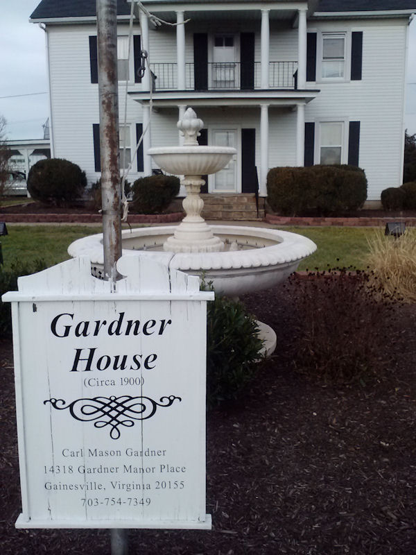 Gardner House @ Hillwood
