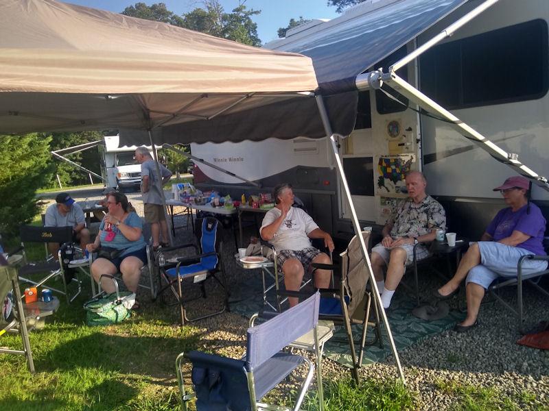 Potomac Dogwoods Gathering 1