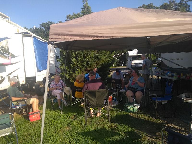 Potomac Dogwoods Gathering 2