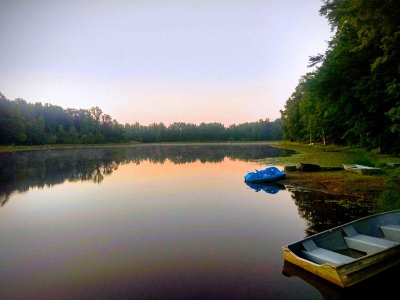 Lake Ruth Anne, Small Country CG, VA