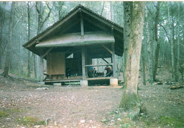 Bryant Ridge Shelter, VA, VA