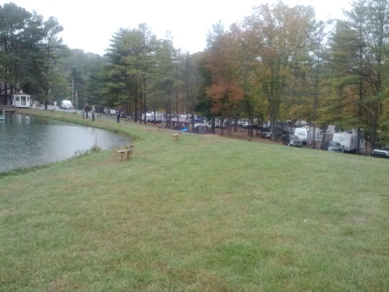 Pond @ Shen Valley CG, Verona, VA