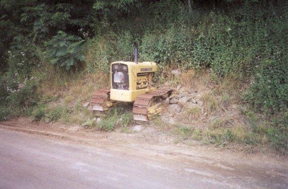 Unique mailbox along VA613
