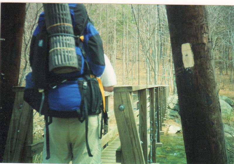Crossing the Tye River, VA